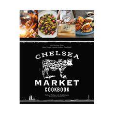Chelsea Market Cookbook - Hardcover | dotandbo.com