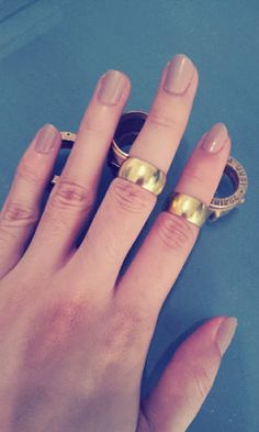 hardware mid finger ring II