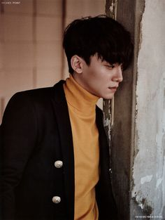 EXO Chen for SINGLES MAGAZINE March 2017