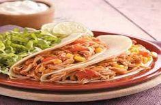 Crockpot Chicken Tacos Recipe
