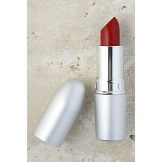 The Balm Girls Mia Moore Red Lipstick ($17) ❤ liked on Polyvore featuring beauty products, makeup, lip makeup, lipstick, red and thebalm