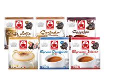50 Dolce Gusto-Compatible Coffee Pods - 7 Varieties!