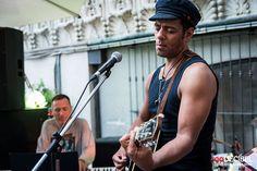 James+Kakande+live+showcase+in+Terrazza+Aperol