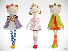 Břichopas about toys: Mumu Shop Doll Crafts, Baby Crafts, Diy Doll, Doll Toys, Baby Dolls, Dolls Dolls, Fabric Toys, Paper Toys, How To Make Toys