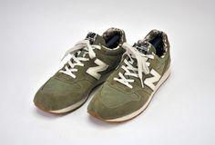 01cb497f28d New Balance 696 Urban Noise Running Shoes Olive Brown Men s Running Size  11.5  NewBalance