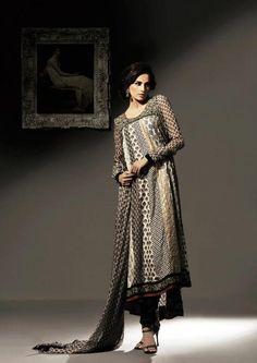 Khadi Khas Winter Collection 2012 ~ Newluk Fashion