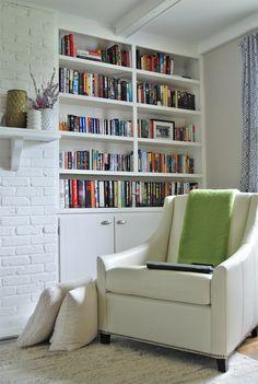 Dicas para montar a sua biblioteca em casa