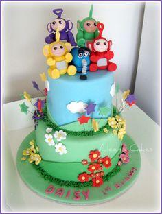 teletubbie cake ideas - Google Search