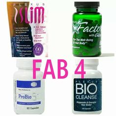 I will not go a day without these 4 products! They have helped me maintain weight loss, have sustained energy, regulated my blood sugar which helps curb cravings. I have seen improvement in lifelong skin issues, and better gut health. 60 day money back guarantee for customers! www.plexusslim.com/brookedewitt