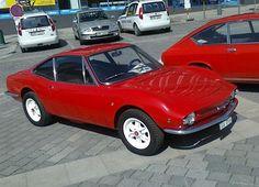 FIAT 850 Moretti Sport