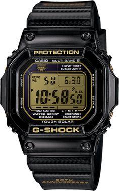 G-Shock - GWM5630D-1 (Black) (Limited Edition)