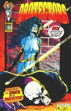 The Protectors (Malibu Comics, 1992) #6 | Comico | Pinterest | The ...