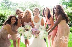 Bridesmaid Wedding-P