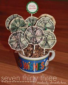 Money Bouquet Tutorial