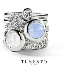 49 Best Ti Sento Milano Images In 2015 Jewelry Rings