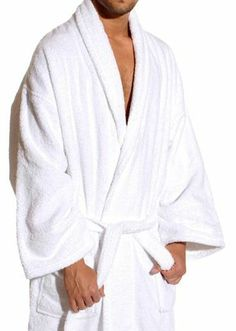 8441d11925 If you want to feel cozy and comfortable after office work then you should  for you that made with organic Turkish cotton. Bathrobe Studio