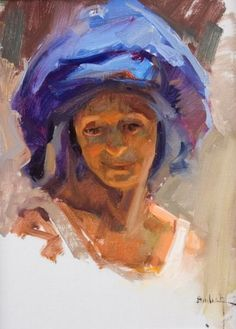Kim English (CO, b. 1957) More Classic Paintings, Great Paintings, Beautiful Paintings, Oil Paintings, Kim English, Portraits, Portrait Art, Painting People, Figure Painting