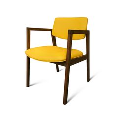 This is a vivid mid-century modern arm chair from the 1960s. The frame is fashioned from solid walnut and exudes Scandinavian influence.  sc 1 st  Pinterest & Vintage Paoli Chairs - $275 | Mid Century Furniture | Pinterest ...