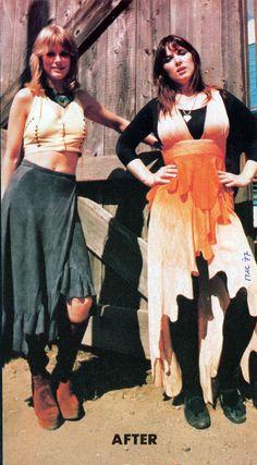 Nancy & Ann Wilson of Heart #AnnWilson #NancyWilson #HeartBand