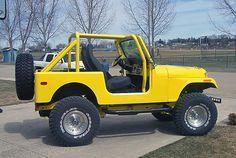 Jeep Wrangler CJ-7 #5