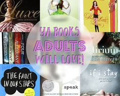I love books. I read all kinds of novels, from easy, breezy chick-lit to crime novels to historical fiction and even young adult novels. Surprisingly, YA novels are often my favorite -- there are SO many...