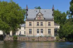 Jagdschloss Glienicke hunting lodge (UNESCO World Heritage) 1682-1684, style baroque, Architect Charles Philippe Dieussart