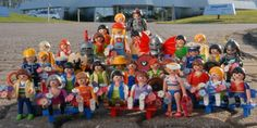 3bn Playmobil figures fill out kids' homes