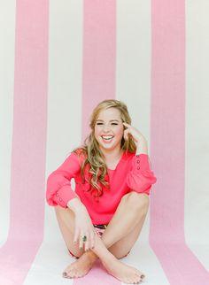 Nashville Photographer | Senior Pictures | More senior pictures here: http://lesleemitchell.com/blog/2012/04/02/senior-girls-2013/ studio
