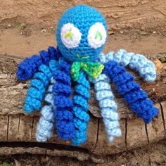 Therapeutic crochet octopus preemie dolls are medically proven to impress be the overall health of babies born too early. Their tentacles resemble the umbilical cord which gives the baby extra security and comfort!