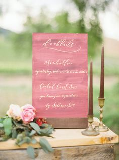 Organic fall wedding ideas on the ranch