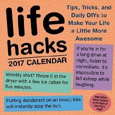 A couple of weeks ago I posted on my newest obsession Life Hacks - ideas or techniques adopted in order to manage one's time and daily activities in a more efficient way! This last post OMG SO SMART - LIfehacks - got an amazing response, which makes me think that you all love Life Hacks as much as I do - so I thought I would bring you some more!!!
