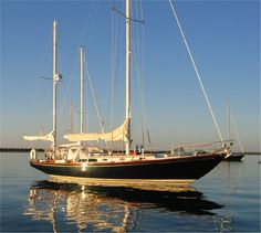 1986 Bermuda 40 MK III Yawl Sail Boat For Sale - www.yachtworld.com