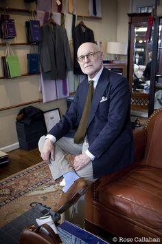 G.Bruce Boyer | Dandy Portraits - Rose Callahan.