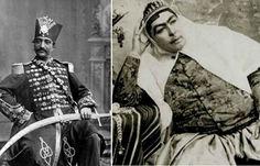 Новости: 15 реальных фото иранского шаха и его гарема, в ко...