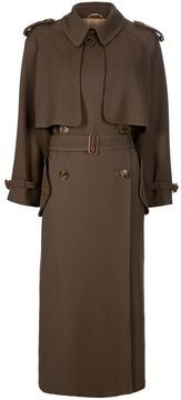 ShopStyle: Jean Paul Gaultier Vintage Trench coat