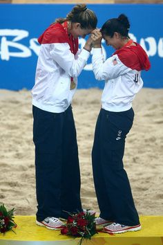 Olympics Day 13 - Beach Volleyball 2008