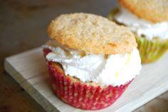 Semlor - Semelmuffins - Baka Sockerfritt