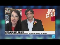 Catalonia crisis: Why has a Spanish judge withdrawn the arrest warrant against Puigdemont?