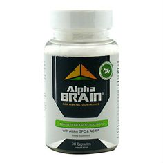 Before you go hunting for nootropic supplements and get lost in the labyrinth that the world of online supplements can be, let me introduce you to one of the most popular nootropic supplements that is being used by the who's who of Silicon Valley, Alpha Brain.