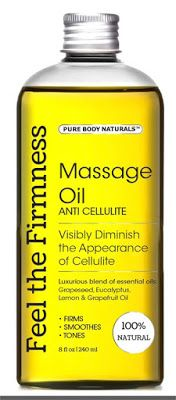 skin tightening oil Pure Body Naturals Massage Oil & Firmness Oil - Muscle Relaxation Oil, Helps Make Skin Firm, Reduces Fat Appearance, Muscle Rub Oil and Massager, 8 fl. oz. $12.30 $12.95 Save $0.65 (5%)