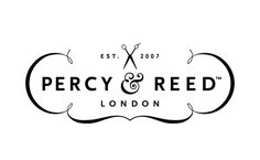 percy & reed logo design Typography Logo, Graphic Design Typography, Logo Branding, Lettering, Typo Design, Design Logos, Corporate Branding, Classy Logos, Portfolio Logo