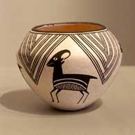 Lucy Lewis, Acoma Pueblo Pottery (New Mexico)