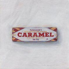 tunnocks wafer (by joel penkman)
