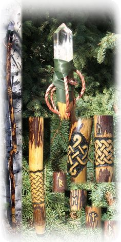 Celtic rune wizard staff Celtic rune wizard staff Celtic rune wizard staff Likes : , Lover : The post Celtic rune wizard staff appeared first on Best Of Daily Sharing. Celtic Runes, Norse Runes, Celtic Knot, Hand Carved Walking Sticks, Walking Sticks And Canes, Wiccan, Magick, Talking Sticks, Wizard Staff