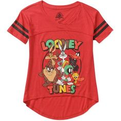 Looney Tunes Football Tee