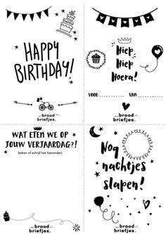 New birthday poster for friend kids ideas