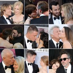 Celebrity Couples at the Oscars 2013