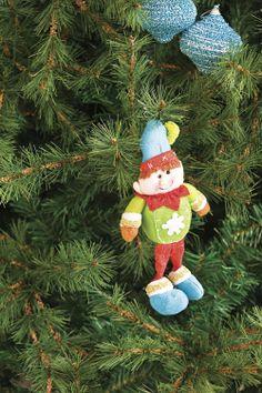 Prepárate para la Navidad decorando junto a tu familia.
