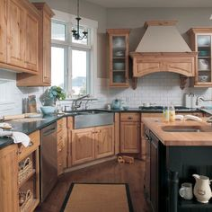 Country Rustic Kitchen Design, Pictures, Remodel, Decor and Ideas