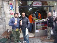 Kebabs - Istanbul, Turkey